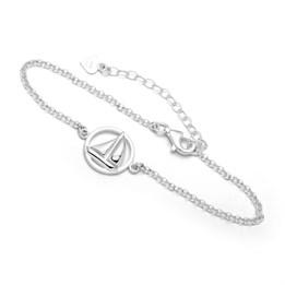 "Armband ""Ahoi"" Segelschiff"