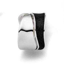 """Ring """"Lavawellen"""""""