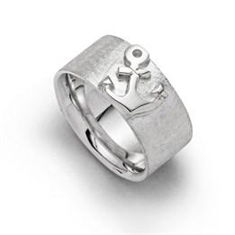 """Ring """"Fetter Anker"""""""