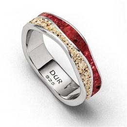 "Ring ""Feuerwelle"""