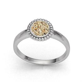 "Ring ""Strandzauber"" klein"