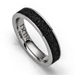 "Ring ""Marina""Lavasand"