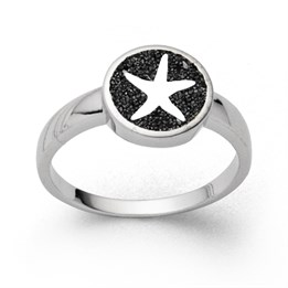 "Ring ""Traum"" Lavasand"