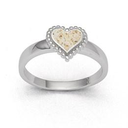 """Ring """"Herz"""" klein"""