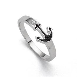 "Ring ""Hoffnung 2.0""Lavasand"
