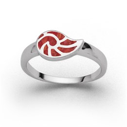 "Ring ""Korallennautilus"""