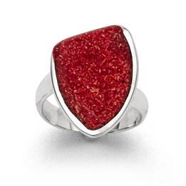"""Ring """"Koralleninsel"""""""