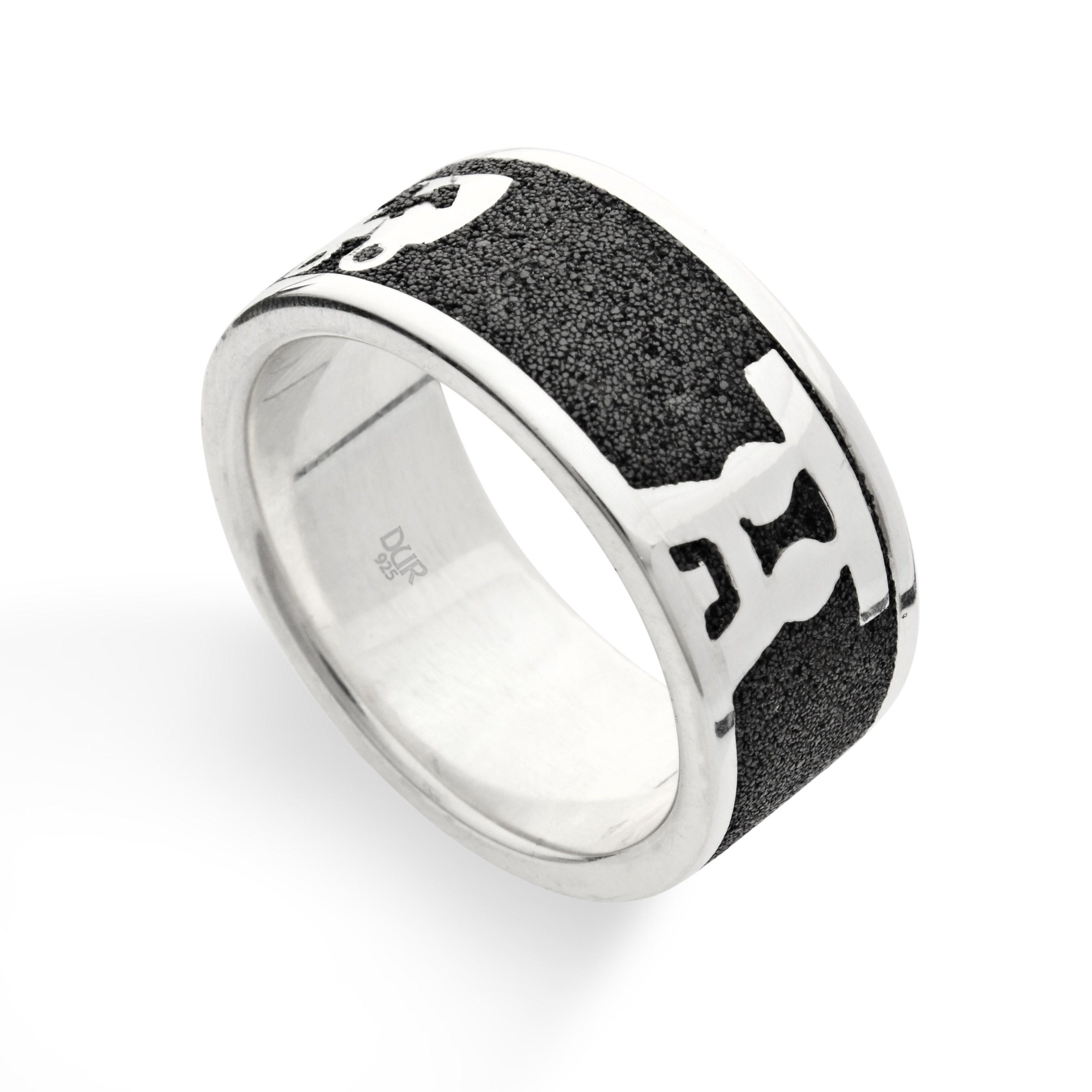 """Ring """"Pott"""" 925er Silber R4553"""
